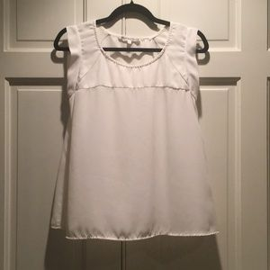 Collective concepts white blouse